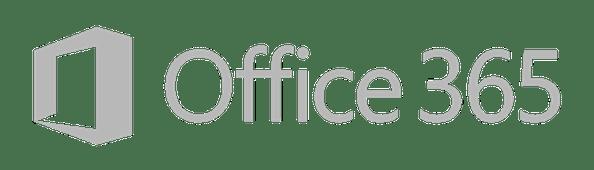 Office365 grey